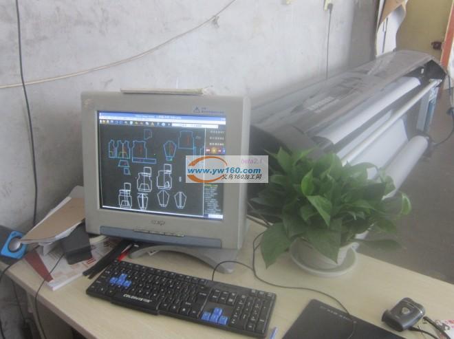 承接电脑服装制版设计加工电脑超级排料裁剪加工 平车