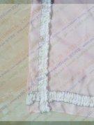围巾对丝、特种车花..特种牙齿边围巾.