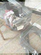 义乌 箱包 袋口 钢丝架子 制作