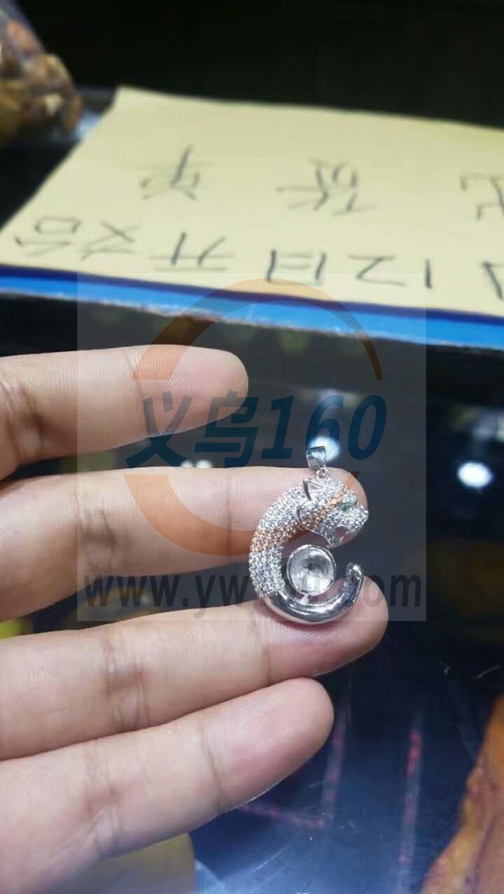 专业承接银、铜首饰成品(半成品)加工厂