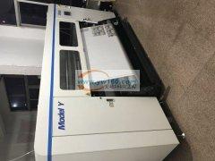 宏华高速打印机。承接数码印花及转印业务,